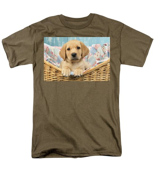 Patchwork Puppy DP793 T-Shirt by Greg Cuddiford