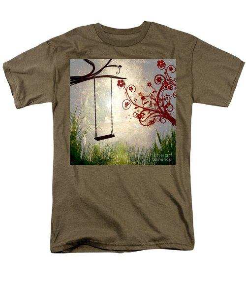 Peaceful Morning Glow T-Shirt by Kaye Menner