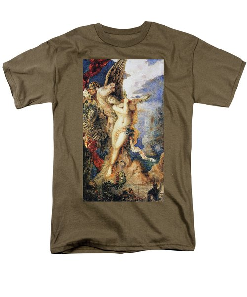 Perseus And Andromeda Men's T-Shirt  (Regular Fit) by Gustave Moreau