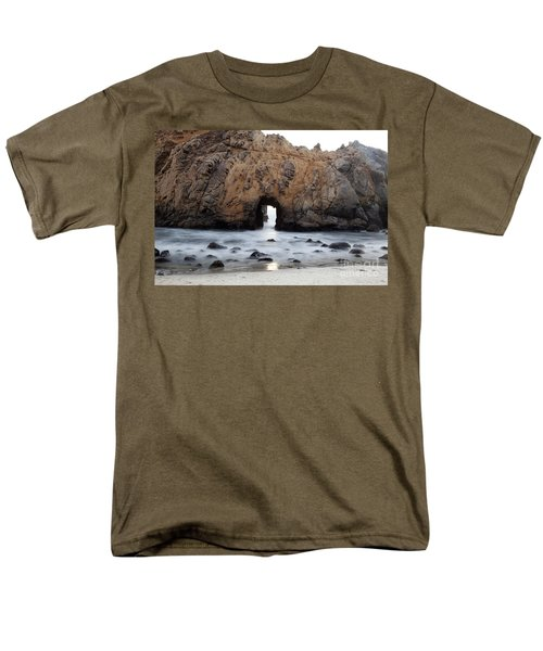 Pfeiffer Beach Arch T-Shirt by Jenna Szerlag