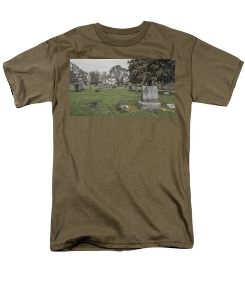 Pioneer Resting Place T-Shirt by Jean Noren