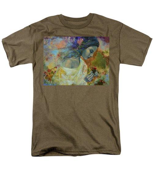 Poem at Twilight T-Shirt by Dorina  Costras