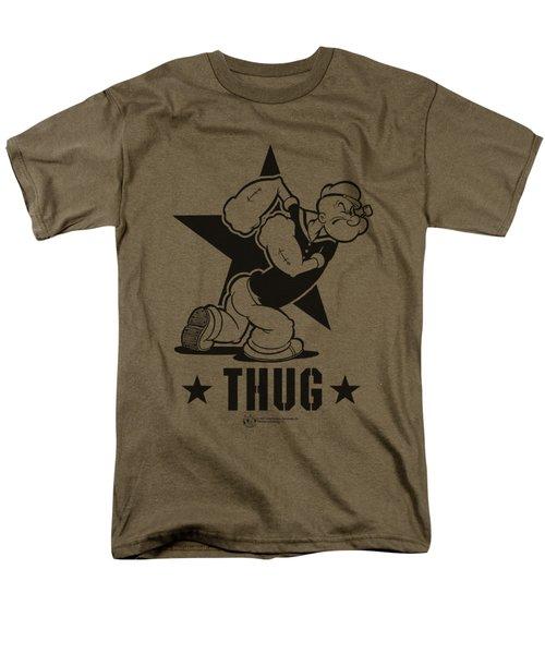 Popeye - Thug Men's T-Shirt  (Regular Fit) by Brand A