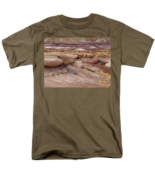 Purple Earth T-Shirt by James Peterson