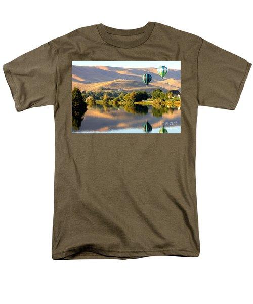 Reflection of Prosser Hills T-Shirt by Carol Groenen