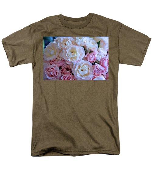 Roses on the Veranda T-Shirt by Carol Groenen