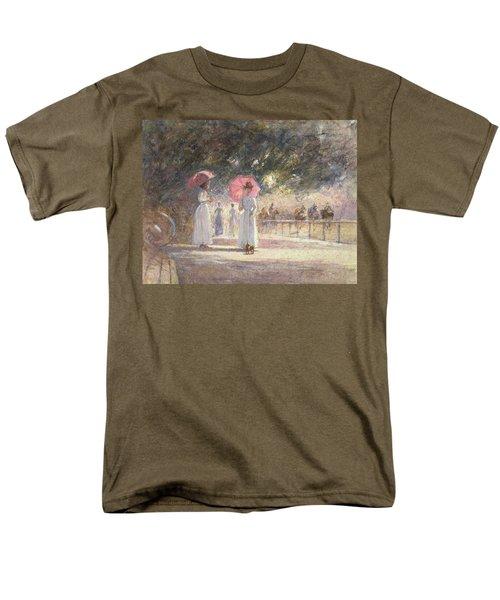 Rotten Row Men's T-Shirt  (Regular Fit) by Harry Fidler