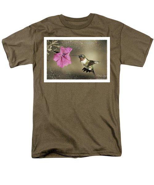 Ruby - D004190 T-Shirt by Daniel Dempster