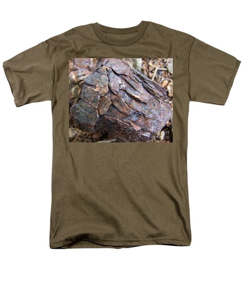 Rusted Rust T-Shirt by Mary Deal