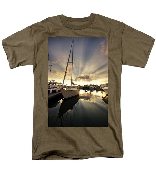 Sailed In T-Shirt by Alexey Stiop