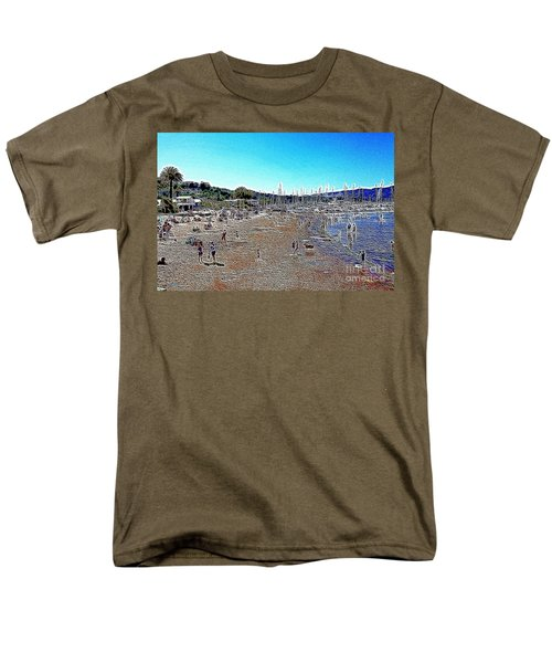 Sausalito Beach Sausalito California 5D22696 Artwork T-Shirt by Wingsdomain Art and Photography