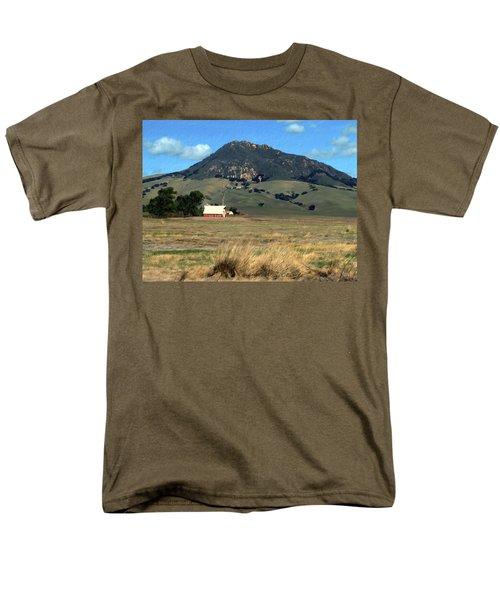Serenity under Bishops Peak T-Shirt by Kurt Van Wagner