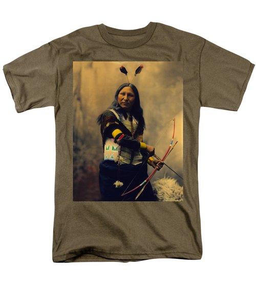 Shout At Oglala Sioux  T-Shirt by Heyn Photo