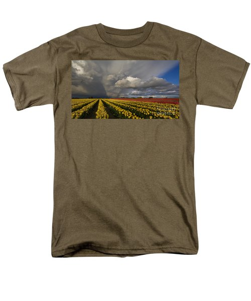 Skagit Valley Storm T-Shirt by Mike Reid