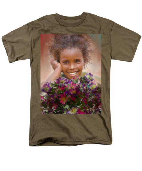 Smile 2 T-Shirt by Kume Bryant