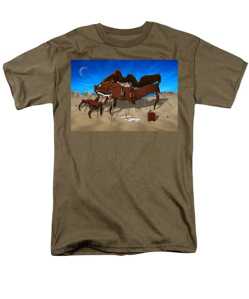 Softe Grand Piano Se Men's T-Shirt  (Regular Fit) by Mike McGlothlen