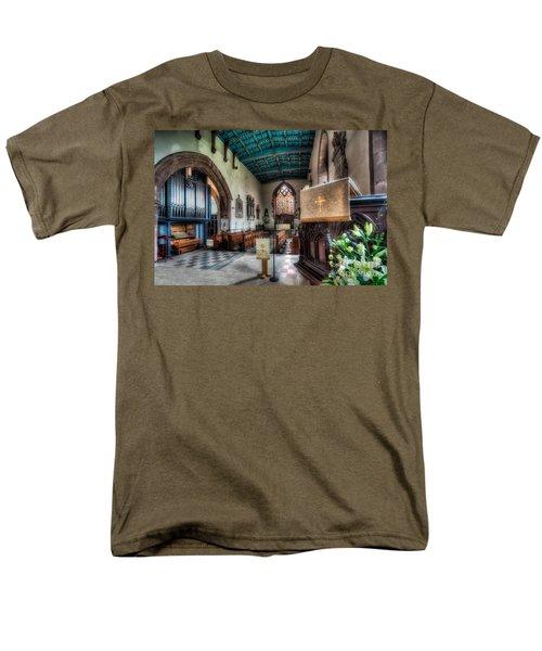 St Peter's Church T-Shirt by Adrian Evans