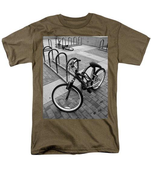 Standing Lying Down Men's T-Shirt  (Regular Fit) by Joe Kozlowski