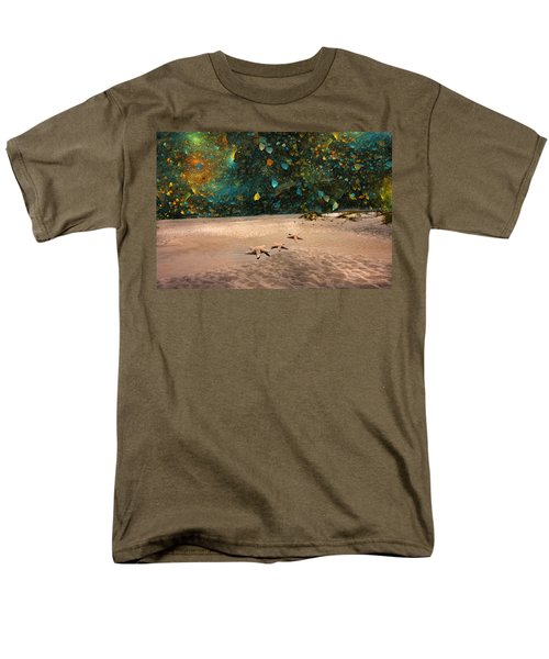 Starry Beach Night T-Shirt by Betsy C  Knapp