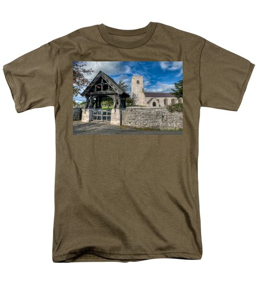 St.Marcellas Entrance T-Shirt by Adrian Evans