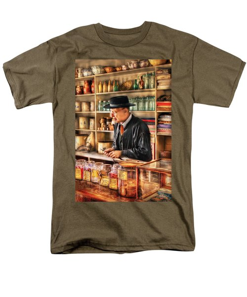 Store - In the General Store T-Shirt by Mike Savad