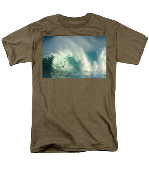 Surfing Jaws 3 T-Shirt by Bob Christopher