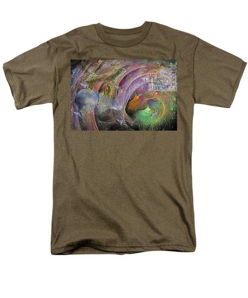 Synchronizing Times T-Shirt by Betsy C  Knapp