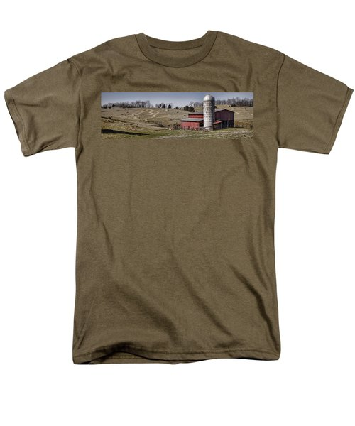 Tennessee Farmstead T-Shirt by Heather Applegate