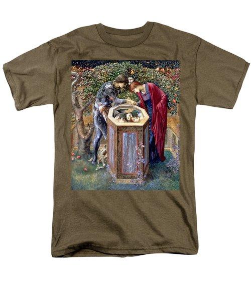The Baleful Head, C.1876 Men's T-Shirt  (Regular Fit) by Sir Edward Coley Burne-Jones