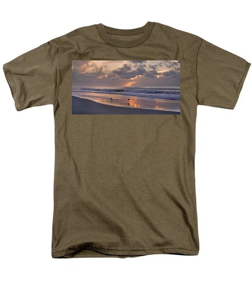 The Best Kept Secret Men's T-Shirt  (Regular Fit) by Betsy Knapp