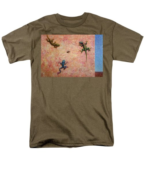 The Big Fly T-Shirt by James W Johnson
