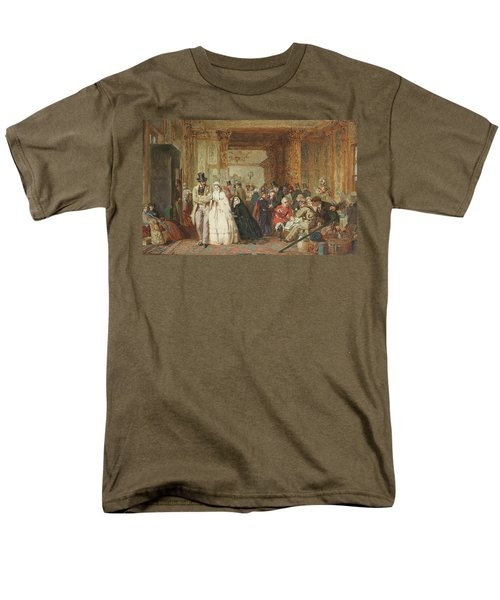 The Buffet Swindon Station T-Shirt by George Elgar Hicks