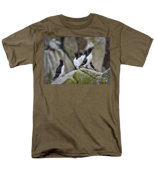 The Chorus Line Men's T-Shirt  (Regular Fit) by Evelina Kremsdorf