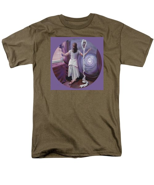 The Devotee T-Shirt by Shelley Irish