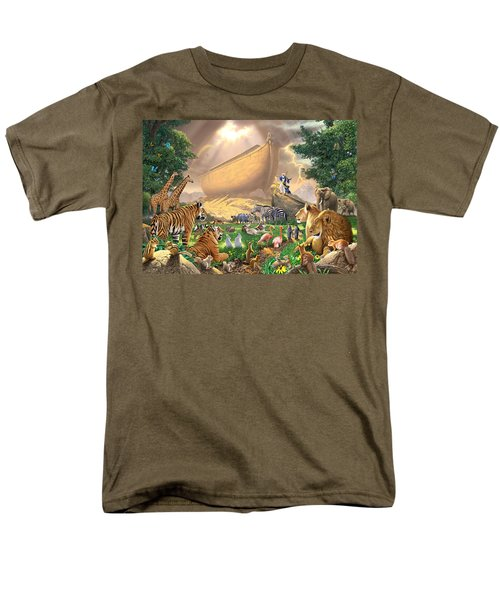 The Gathering Men's T-Shirt  (Regular Fit) by Chris Heitt