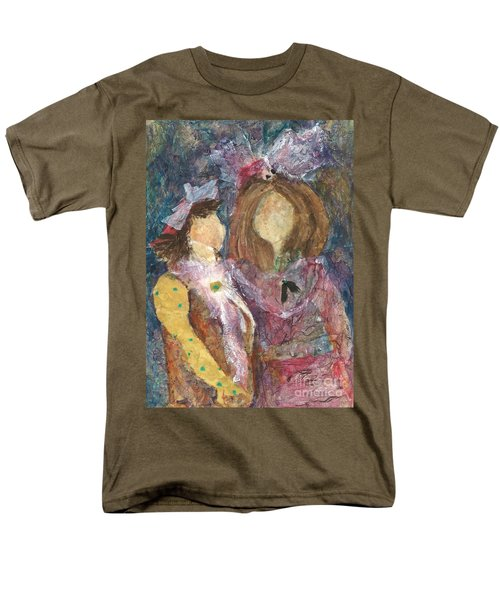 the Girls T-Shirt by Sherry Harradence