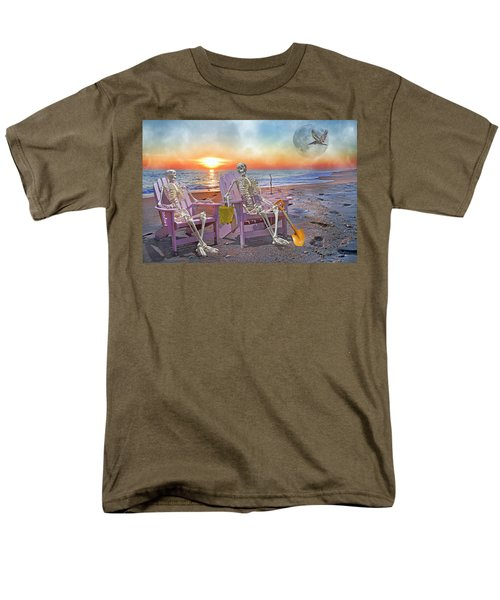 The Good Old Days T-Shirt by Betsy C  Knapp