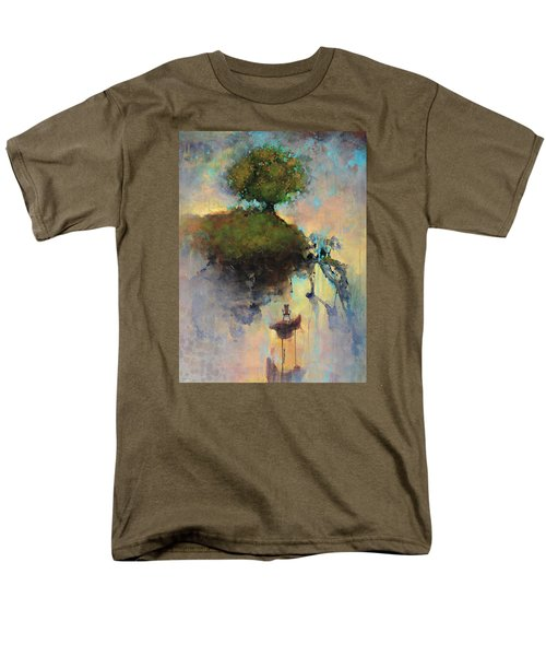 The Hiding Place Men's T-Shirt  (Regular Fit) by Joshua Smith