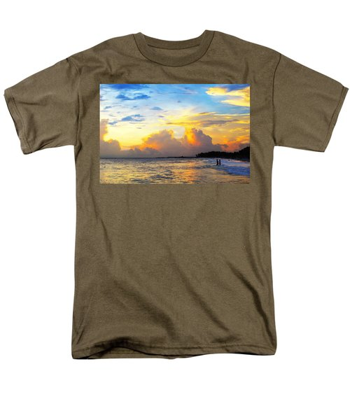 The Honeymoon - Sunset Art By Sharon Cummings T-Shirt by Sharon Cummings