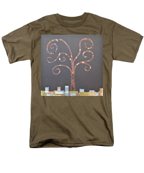 The Menoa Tree T-Shirt by Angelina Vick