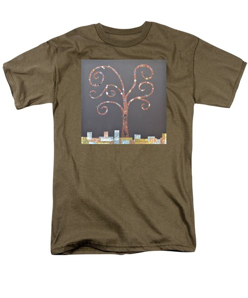 The Menoa Tree T-Shirt by Angelina Vick