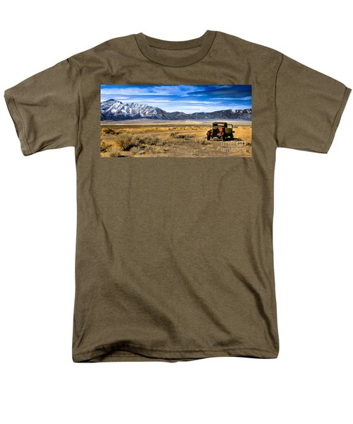 The Old One T-Shirt by Robert Bales