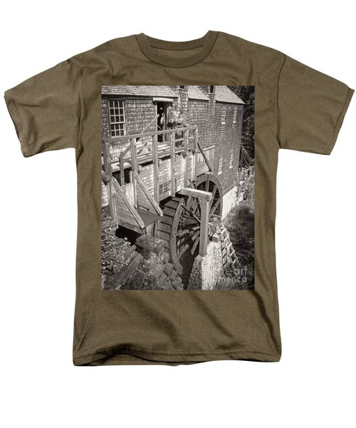 The Old Saw Mill T-Shirt by Edward Fielding