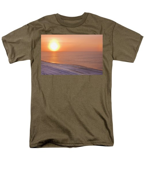 The Setting Sun Shining Through T-Shirt by Kevin Smith