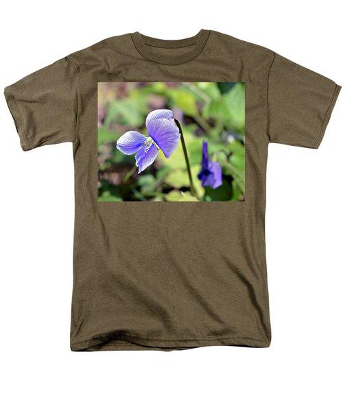 The Violet T-Shirt by Susan Leggett