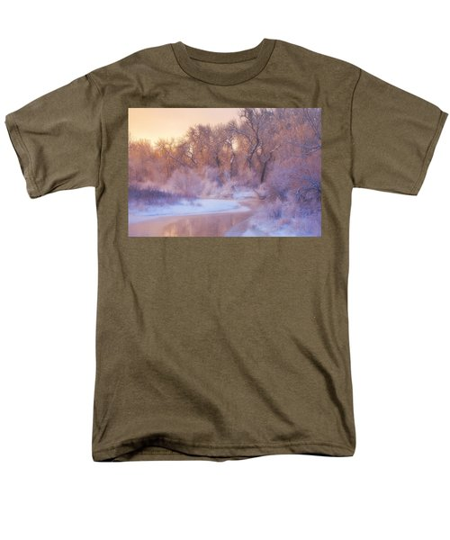 The Warmth of Winter T-Shirt by Darren  White