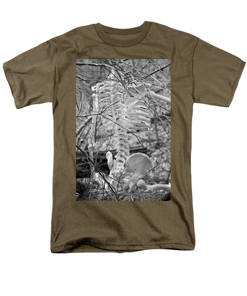 This is Your Spinal Notice T-Shirt by Betsy C  Knapp