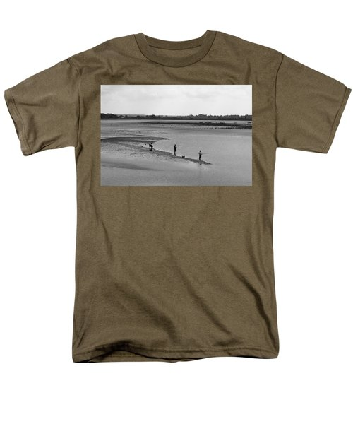 The Banks Of The Somme T-Shirt by Aidan Moran