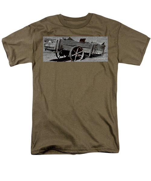 Tired Wagon T-Shirt by Cheryl Young