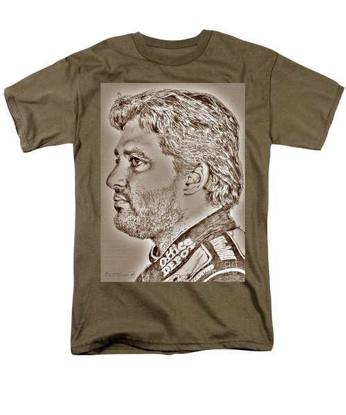 Tony Stewart in 2011 T-Shirt by J McCombie